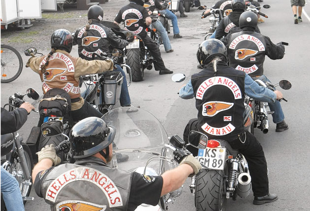 HELLS ANGELS ….BIKER GANGS THAT YOU DO NOT MESS WITH !!!