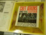 Chet Atkins albums from the personal collection of Rose  West .
