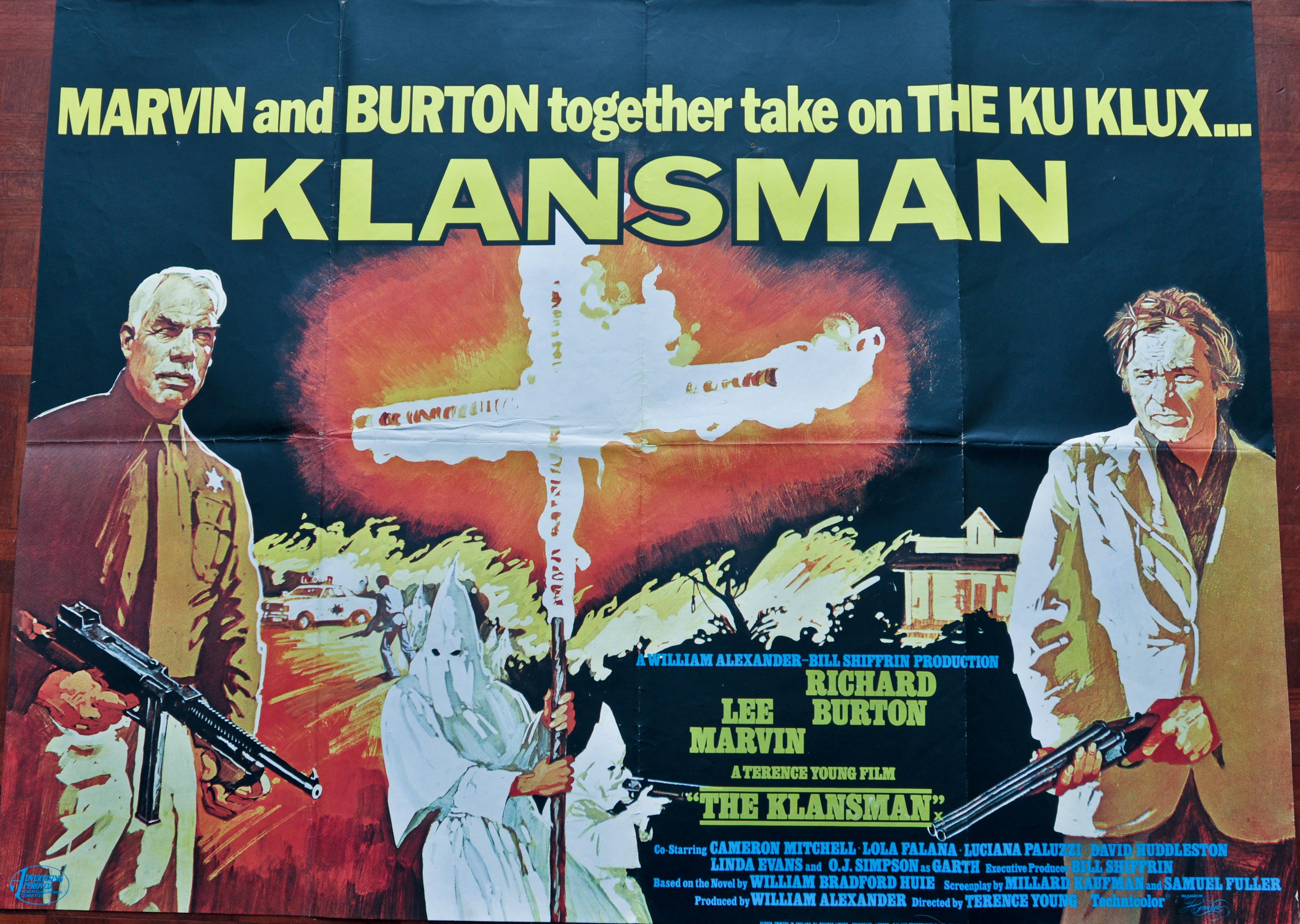 An opinion that the ku klux klan is a terrorist organization