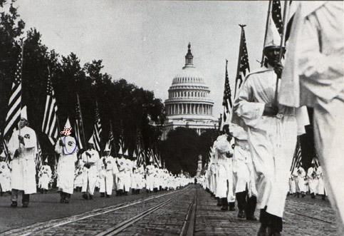 Is the KKK Tax-Exempt as a Religious Organization?
