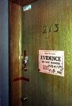 FILE PHOTO OF DOOR TO JEFFREY DAHMER'S APARTMENT.