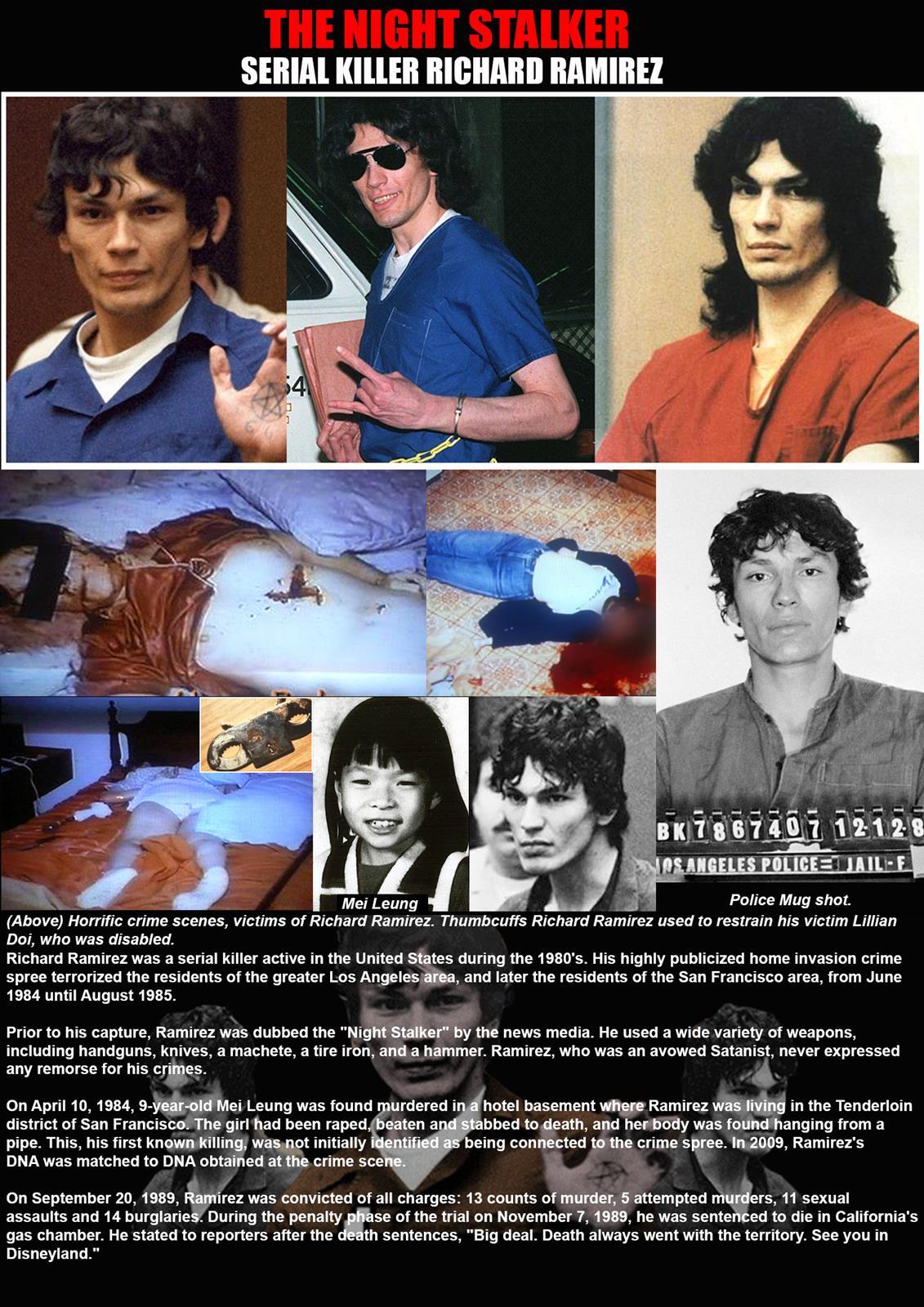 14 Crime Scene Photos That Weren't