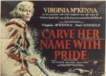 CARVE HER NAME WITH PRIDE FILM POSTER