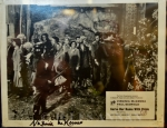VIRGINIA McKENNA SIGNED FILM STILL