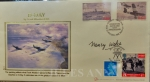 1ST DAY COVER SIGNED BY WW2 SOE HEROINE NANCY WAKE