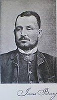 A PHOTO OF JAMES BERRY EXECUTIONER AND HANGMAN