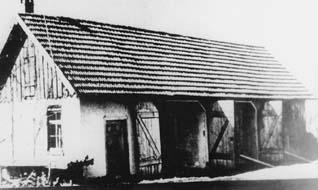 Grafeneck Gas chamber