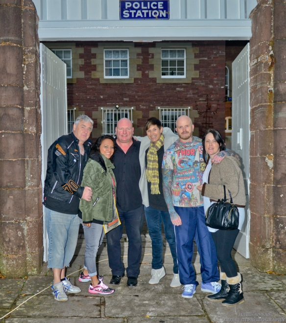 at Littledean Jail