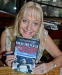 "Maureen Flanagan  at the launch party for Flanagan's new autobiography, ""One of the Family"" about her life and connection to the Kray family, held at the notorious Blind Beggar Pub, Whitechapel ."