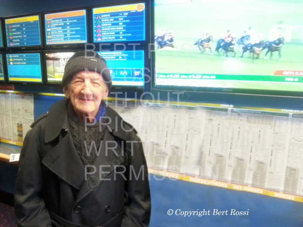 On a recent visit to the Bookies